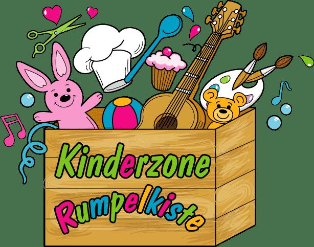 Kinderzone Rumpelkiste Logo