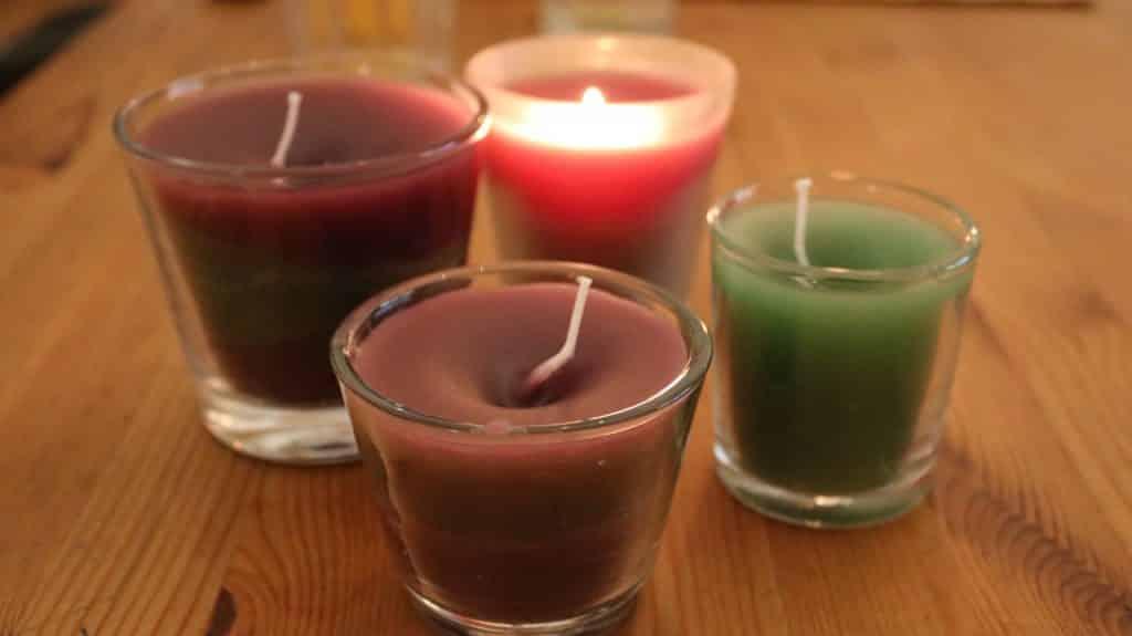 Kerzen gießen Kinderzone-rumpelkiste