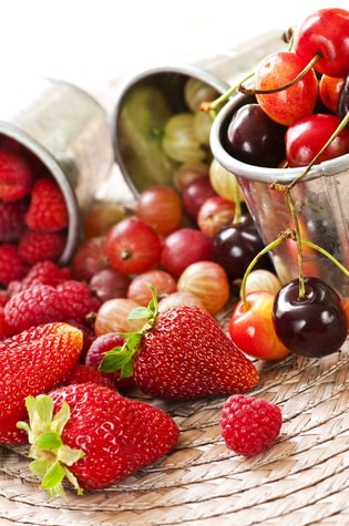 Klanggeschichte Früchte Ernte