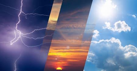 Klanggeschichte Verrücktes Wetter