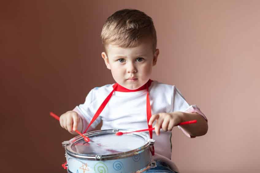 Kindertrommel Kinderzone-rumpelkiste.de
